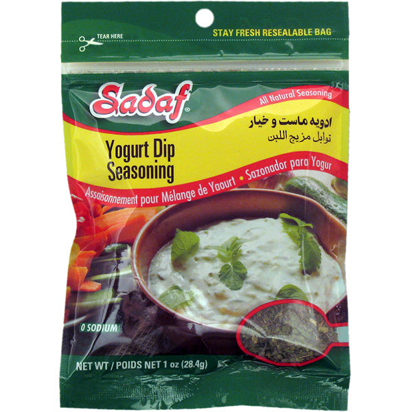 Yogurt Dip Seasoning Mix