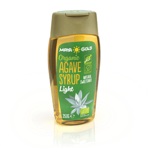 Organic Agave Syrup light - 350gr/250ml