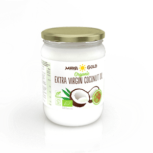 Organic Extra Virgin Coconut Oil - 500ml
