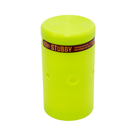 UNIBODY • Stuby Unibody Bike Polo Mallet Head (NEON GREEN)