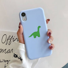 Load image into Gallery viewer, Dinosaur iPhone XR Cases
