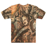 The Rescuers by Guillo Pérez III Men's T-shirt