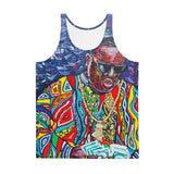 "Biggie Smalls by Michael ""Big Mike"" Saviello Unisex Tank Top"