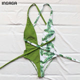 INGAGA Bikini High Cut