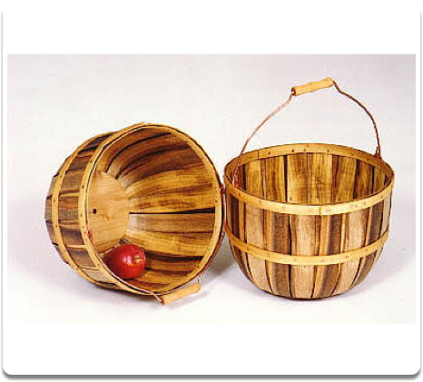 Myrtlewood Baskets