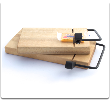Myrtlewood Cheese Slicer Board - Small