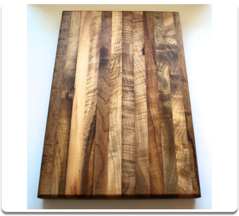 Myrtlewood Chopping Block