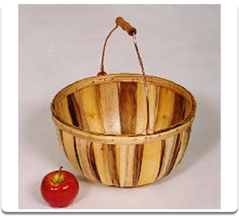 Large Bowl Basket