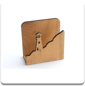 Lighthouse Napkin Holder