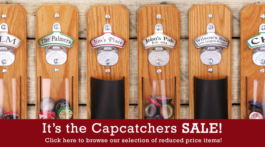 It's the Capcatchers Sale