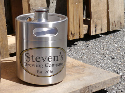 Keg Gift for Home Brewers