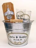Personalized Wedding Gift Set