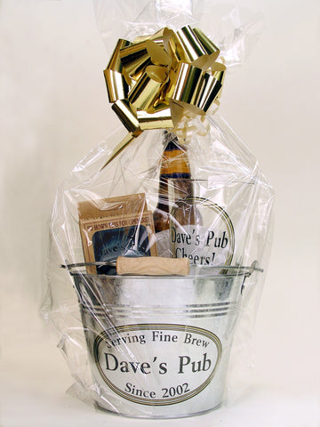 affordable groomsmen gift basket