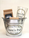 Personalized Beer Gift Set