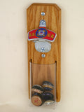 US Coast Guard Capcatcher Bottle Opener with clear pouch