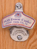 Custom United States Coast Guard Wall-Mounted Bottle Opener