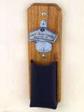 Personalized EMT EMS Wall Bottle Opener
