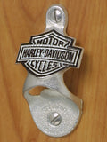 Harley Davidson Wall-Mount Bottle Opener