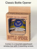 Classic US Navy Wall-Mount Bottle Opener