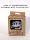 Eco-Friendly packaging with mounting screws