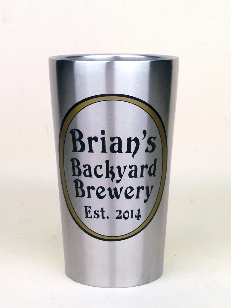d0d958aa230 Personalized Stainless Steel Tumbler