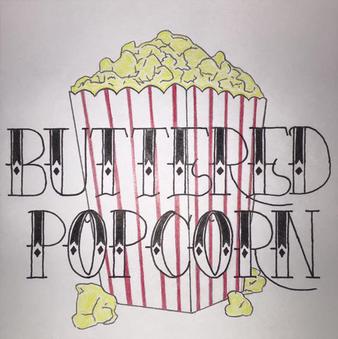 Buttered Popcorn (Low Nic) - Texas Rebel Juice