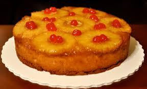 Pineapple Upside Down Cake (Low Nic)