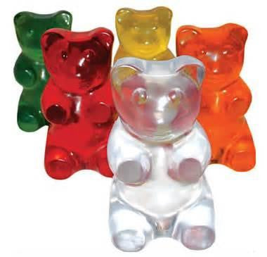 Gummy Bear (High Nic)