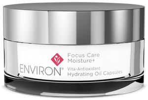 Focus Care Moisture+ Vita Antioxidant Hydrating Oil Capsules Environ