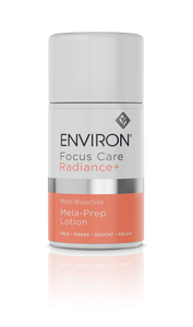 Focus Care Radiance+ Multi Bioactive Mela-Prep Lotion Environ