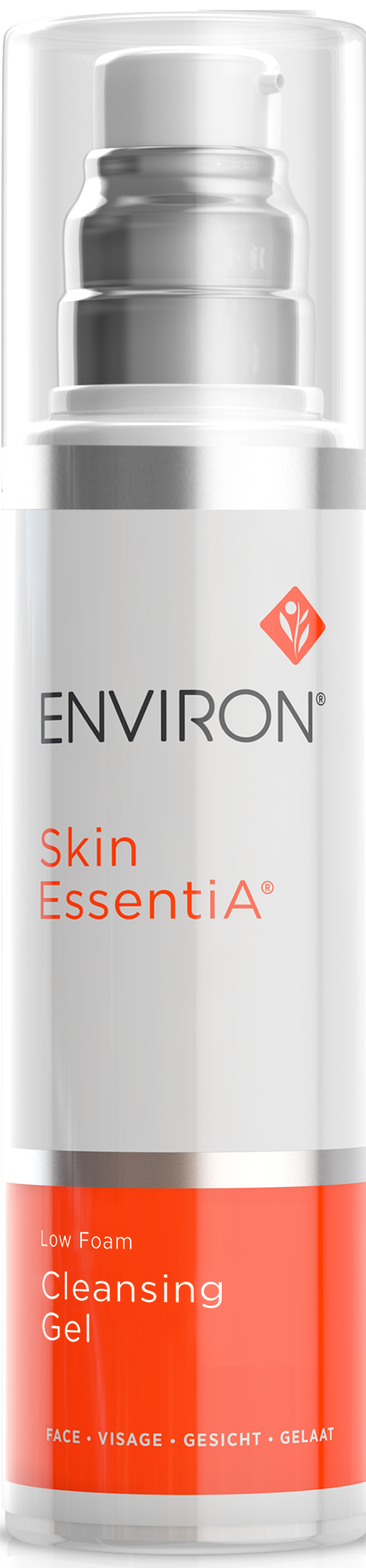 Skin EssentiA Low Foam Cleansing Gel Environ