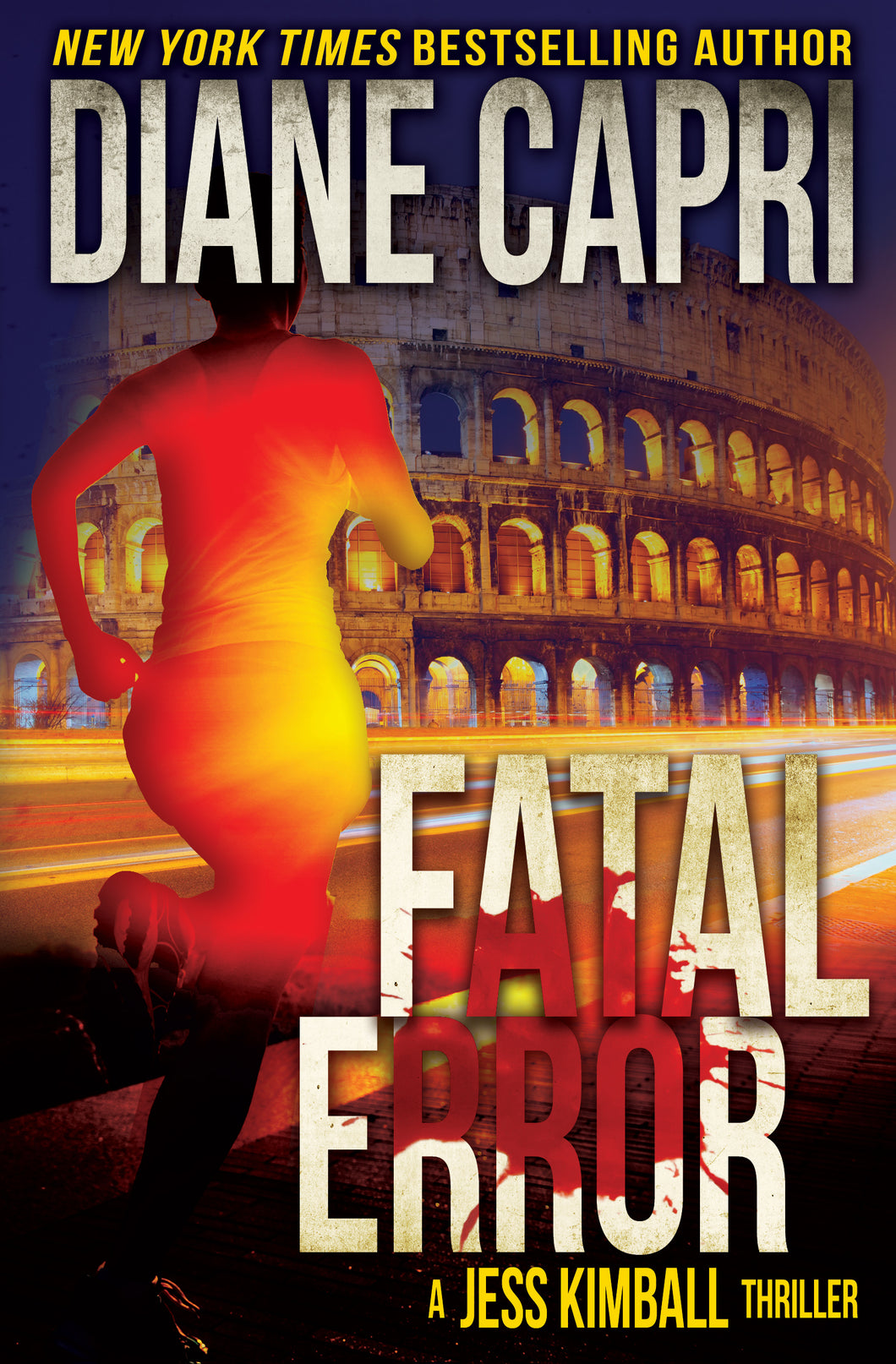 Fatal Error: Paperback - Book 3 in The Jess Kimball Thriller Series