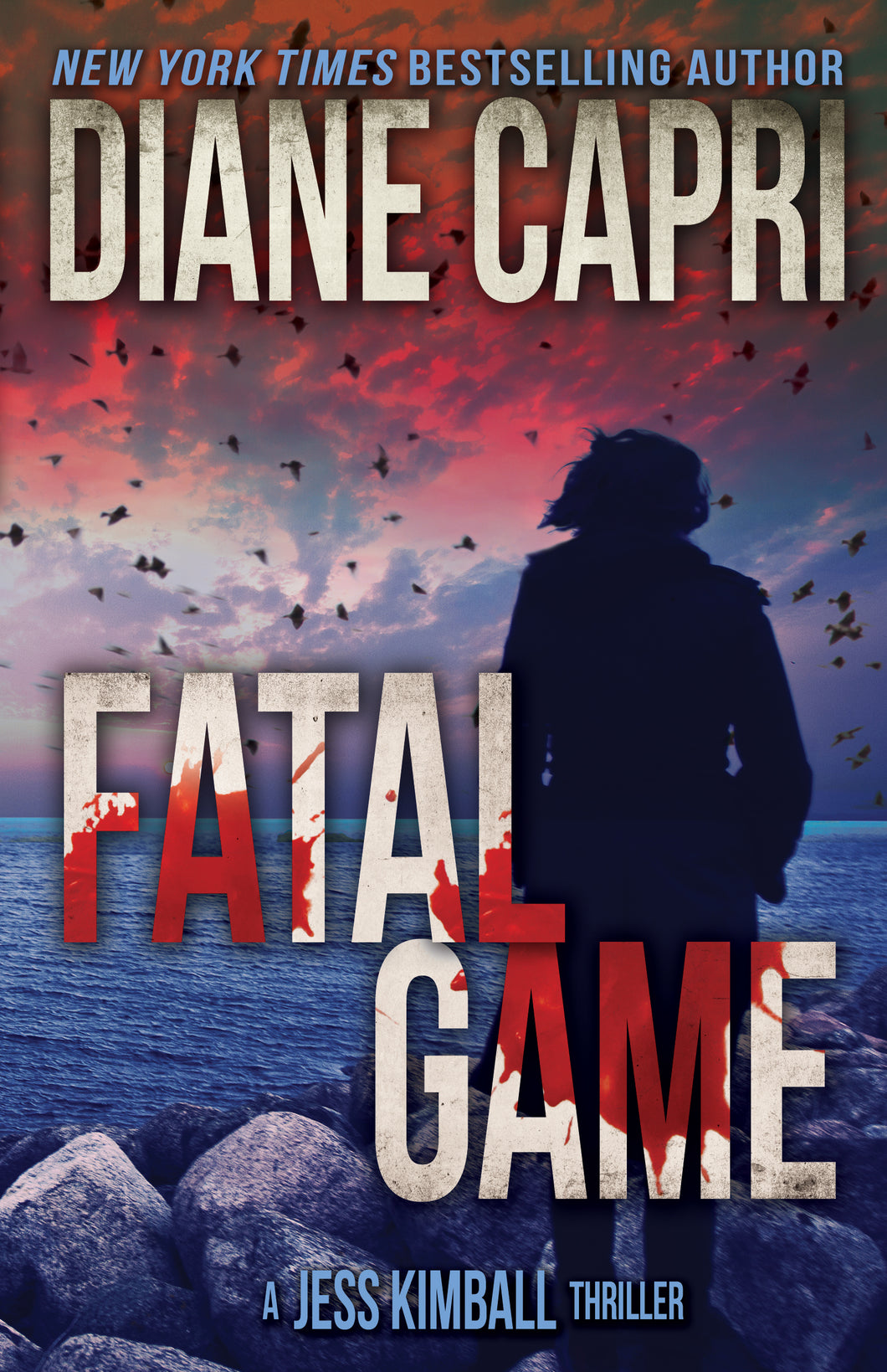 Fatal Game: eBook - Book 5 in The Jess Kimball Thriller Series