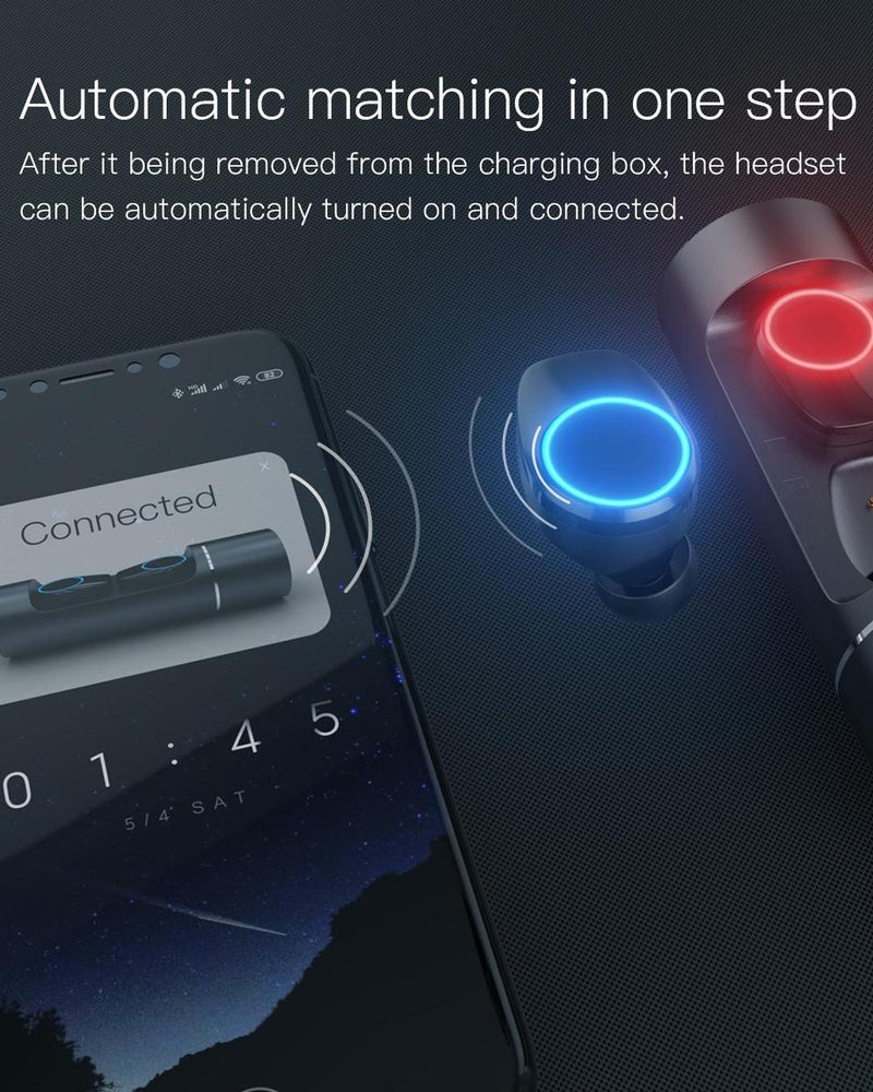 JAKCOM TWS Smart Multifunctional True Wireless Earphone