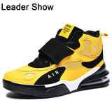 Leader Show Men Sports Sneakers Non-slip Breathable Casual Sports Shneakers  2020 Autumn Men's Shoes All-match Fashion Sneakers