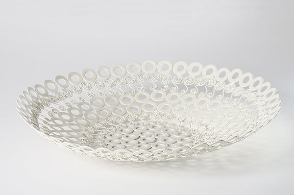 Washer and Wire Swirl Platter