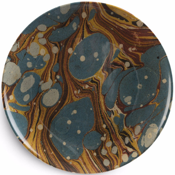 Siren Song Marble Plate Set - Lawrence