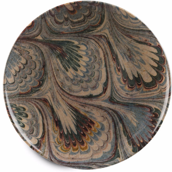 Siren Song Marble Plate Set - Wilde