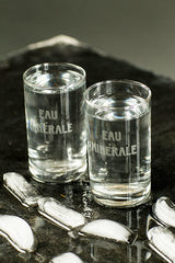Glass Eau Minerale