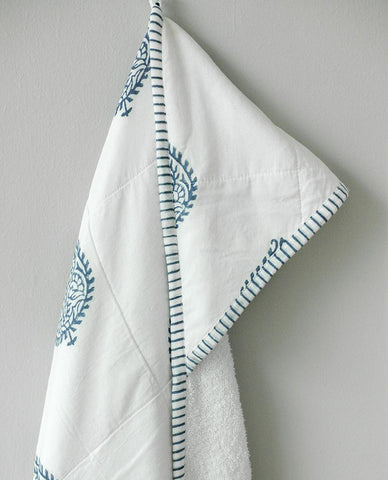 Malabar Fort Baby Towel