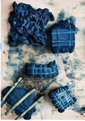 INDIGO DYEING WORKSHOP - Sunday, June 30, 2019