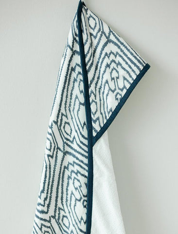 Malabar Southside Blue Baby Towel