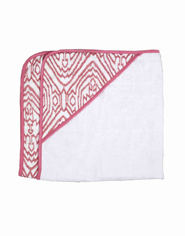 Malabar Southside Pink Baby Towel