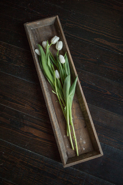 Long Tray - Wood Reclaimed Wood