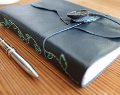 Create Your Own Handmade Journal Workshop - Thursday, October 18, 2018  6-9PM