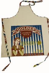 Rice Apron - Golden