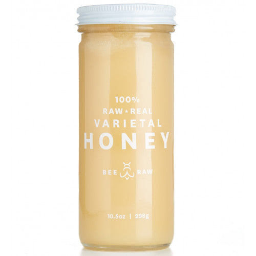 Raw Colorado Sweet Yellow Clover Honey