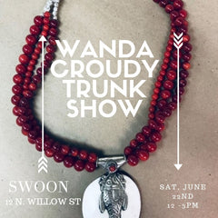 Jewelry Trunk Show - Wanda Crowdy