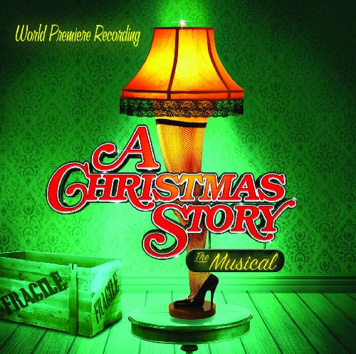 A Christmas Story The Musical CD