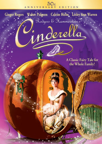 Cinderella the Musical DVD